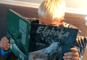 Elgboka forener fakta og fantasi. Foto C. Næss