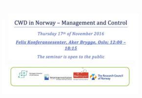 Bekjempelse av CWD i Norge – hvilke strategier er best?
