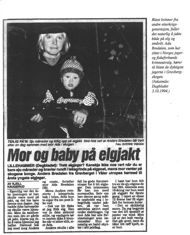 Faksimile-Dagblad